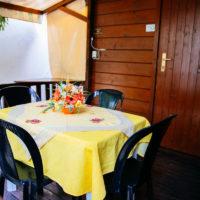VERANDA BUNGALOW BILOCALE 3 - VILLAGGIO VACANZE PER FAMIGLIE RIVA DEI PINI